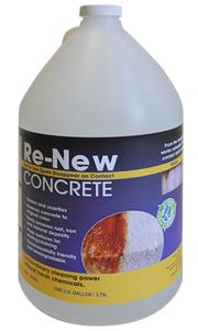 Re-New Concrete for Concrete Restoration