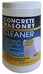 New Image Concrete Cleaner