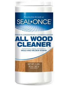 All Wood Cleaner Jar
