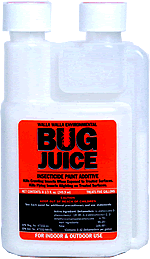Bug Juice Insecticide bottle