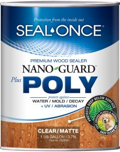 Seal Once Nano Guard Plus Poly