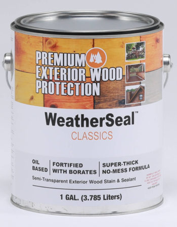 WeatherSeal 1 Gallon Bucket