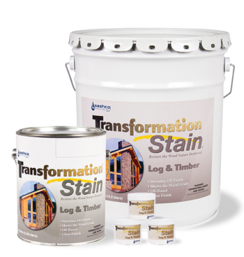 transform stain buckets
