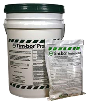 Tim-bor EPA registered borate-based, wood preservative bucket